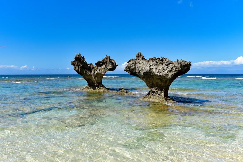 沖縄のハートロック