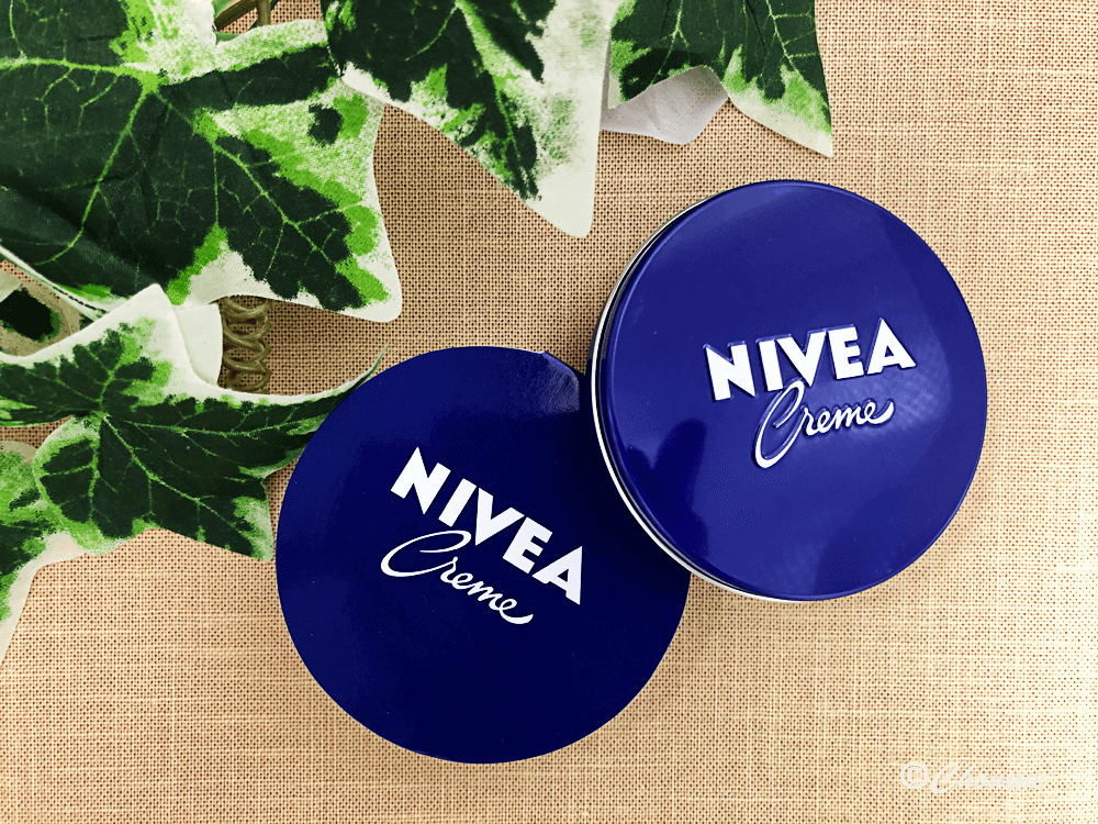 ニベア青缶